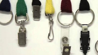 Lanyards are Famous in Offices and Schools that Conveniently Help in Carrying Small Objects