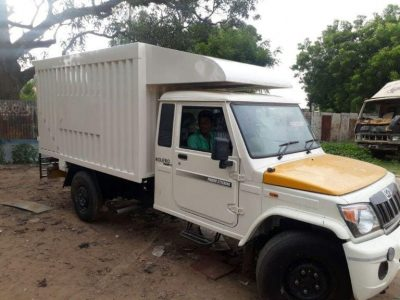 Mahindra Bolero Pickup load capacity