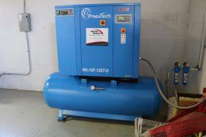 Industrial Air Compressor Guide